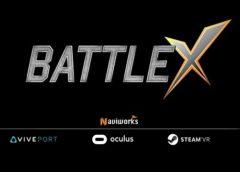 BATTLE X (Steam VR)