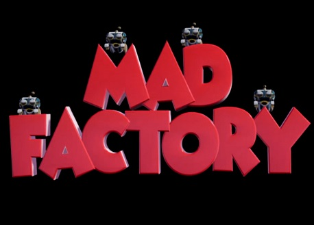 Mad Factory (Steam VR)