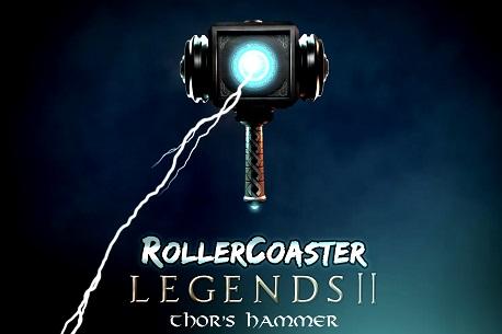 RollerCoaster Legends II: Thor's Hammer (Steam VR)