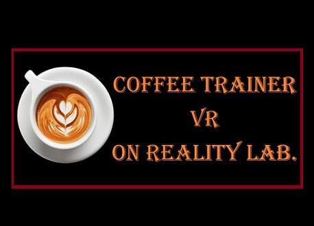 Coffee Trainer VR (Steam VR)