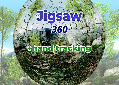 Jigsaw 360 (Steam VR)