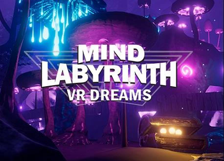 Mind Labyrinth VR Dreams (Steam VR)