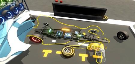 POCKET CAR : VRGROUND (Steam VR)