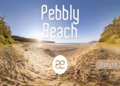 Pebbly Beach | Sphaeres VR Nature Experience (Steam VR)