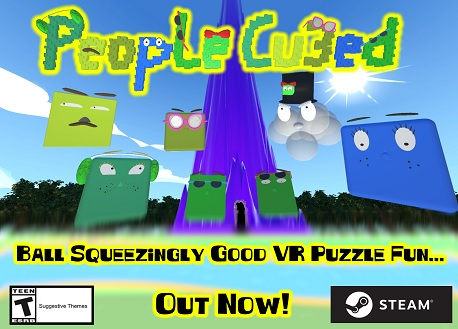 People Cu3ed (Steam VR)