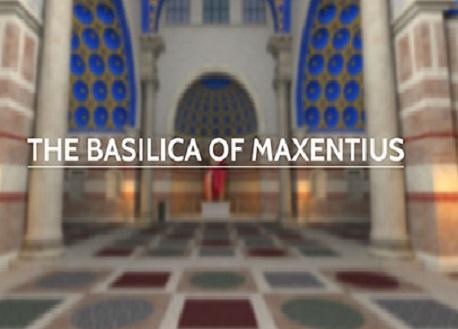 Rome Reborn: The Basilica of Maxentius (Steam VR)