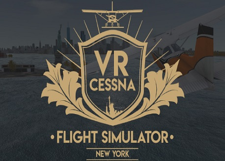 VR Flight Simulator New York - Cessna (Steam VR)