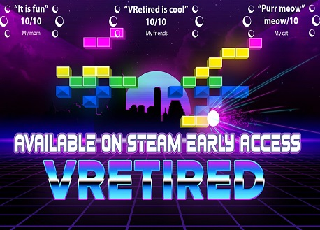 VRetired (Steam VR)