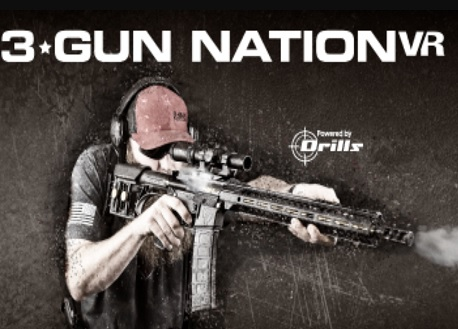 3Gun Nation VR (Steam VR)