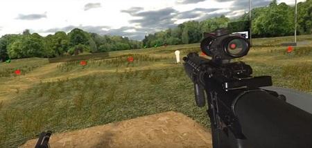 3Gun Nation VR (Steam VR)