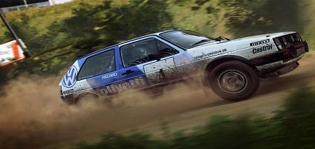 DiRT Rally 2.0 (Steam VR)
