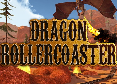Dragon Roller Coaster HD (Steam VR)
