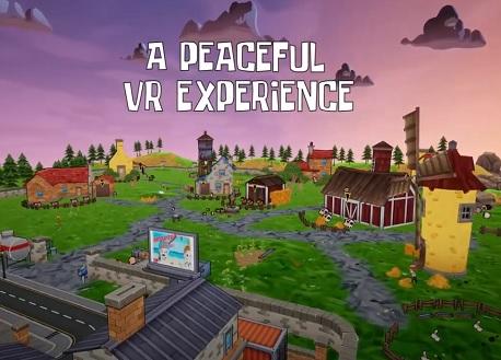 Fun VR Farm (Steam VR)