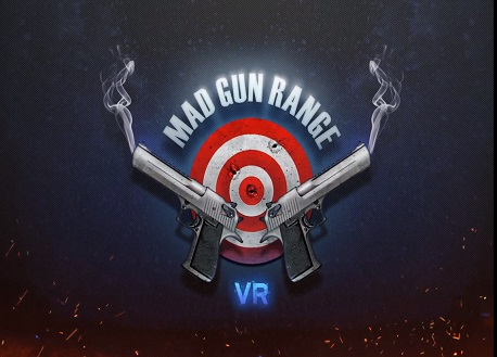 Mad Gun Range VR Simulator (Steam VR)