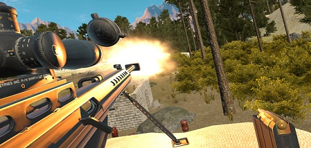 Mad Gun Range VR Simulator (Steam VR)