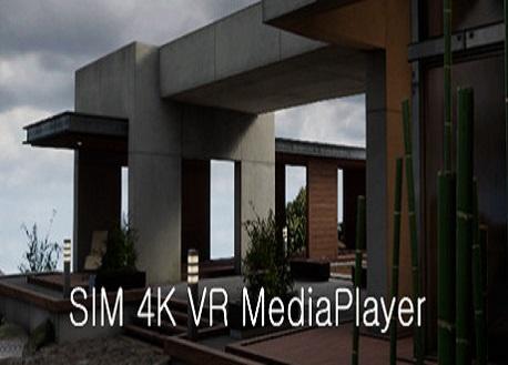 Sim 4K VR MediaPlayer (Steam VR)