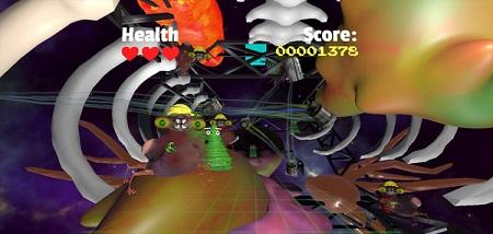 SpaceFrog VR (Steam VR)