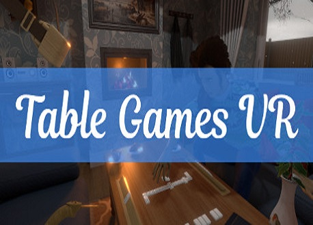 Table Games VR (Steam VR)