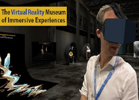 The Virtual Reality Museum of Immersive Experiences (Steam VR)