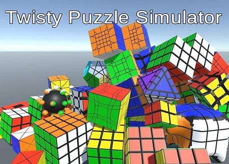 Twisty Puzzle Simulator (Steam VR)