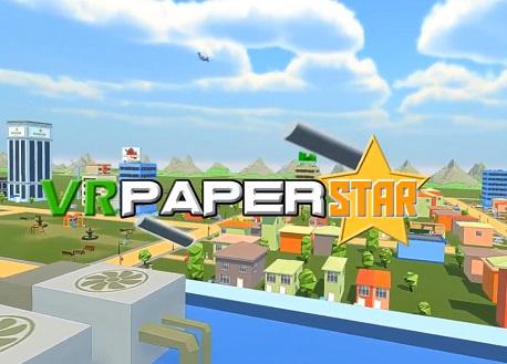 VR Paper Star (Steam VR)