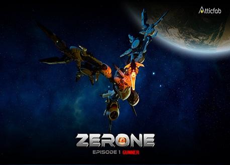 ZERONE Episode 1 Gunner (Steam VR)