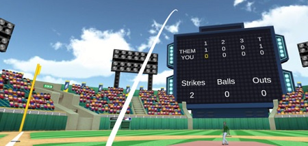 Home Plate Baseball (Steam VR)