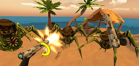 Insect Revolution VR (Steam VR)