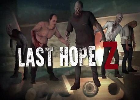 Last Hope Z - VR (Steam VR)