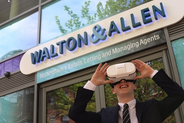 More Estate Agents Are Using VR as The Future of House Viewings