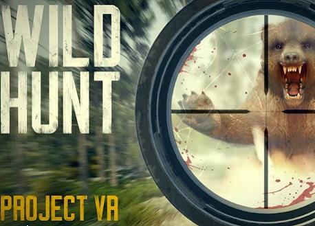 Project VR Wild Hunt (Steam VR)