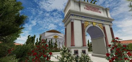 Rome Reborn: The Pantheon (Steam VR)