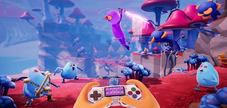 Trover Saves the Universe (Steam VR)