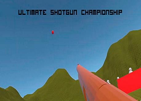 Ultimate Shotgun Championship (Steam VR)