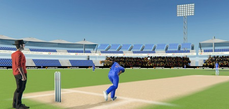 VRiczat - The Virtual Reality Cricket Game (Steam VR)