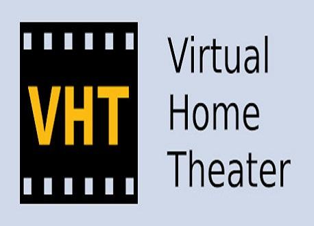 Virtual Home Theater (Steam VR)