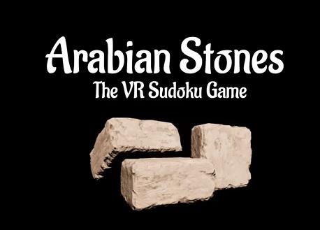 Arabian Stones - The VR Sudoku Game (Steam VR)