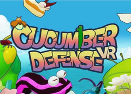 Cucumber Defense VR (Steam VR)