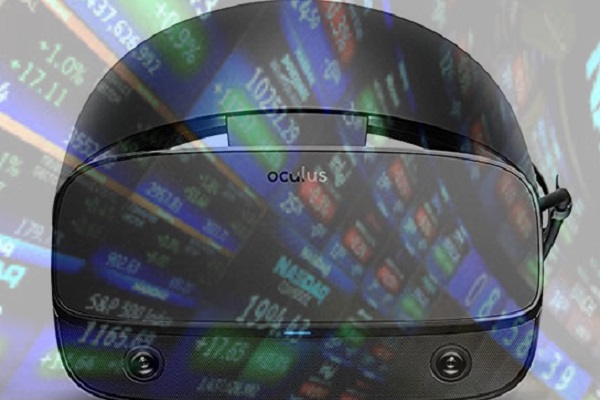 Financial Traders Could Soon Be Trading in VR!
