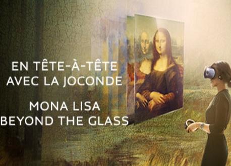 Mona Lisa: Beyond The Glass (Steam VR)