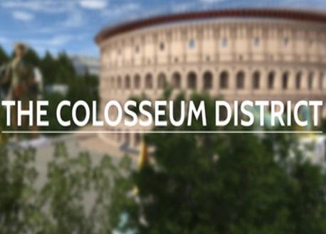 Rome Reborn: The Colosseum District (Steam VR)