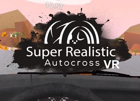 Super Realistic Autocross VR (Steam VR)