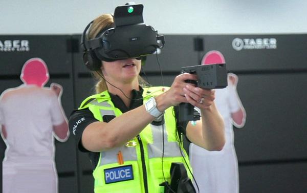 UK Police Now Using VR For Taser Training