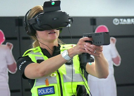 UK Police Now Using VR For Taser Training