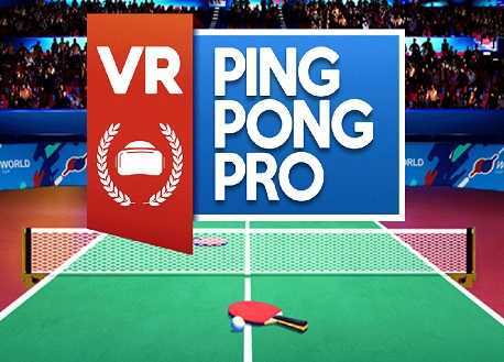 VR Ping Pong Pro (Steam VR)