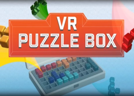 VR Puzzle Box (Steam VR)