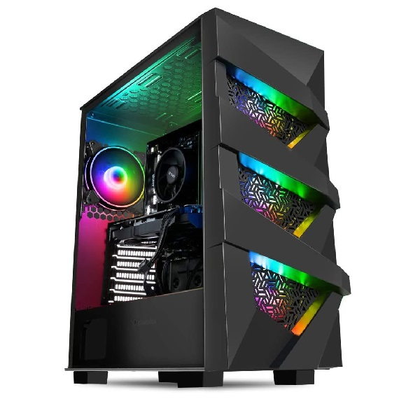 ADMI 4.3GHz Turbo Gaming PC (Best Looking)