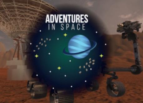 Adventures in Space (Steam VR)