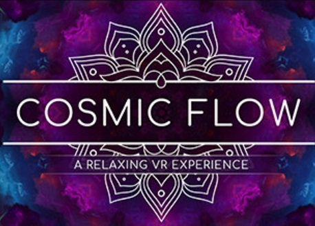 Cosmic Flow: A Relaxing VR Experience (Steam VR)