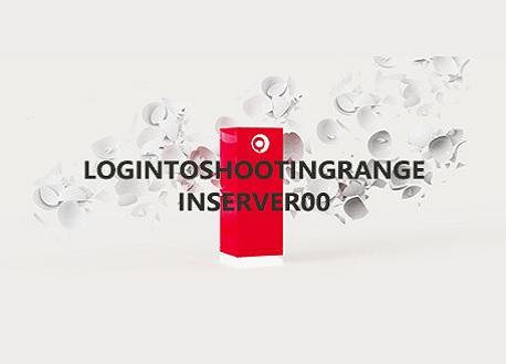LoginToShootingRangeInServer00 VR (Steam VR)